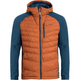 VAUDE Elope Hybrid Jacket Men, marrón
